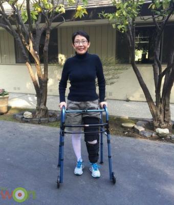Climbing Personal Mt. Everest Vera Koo