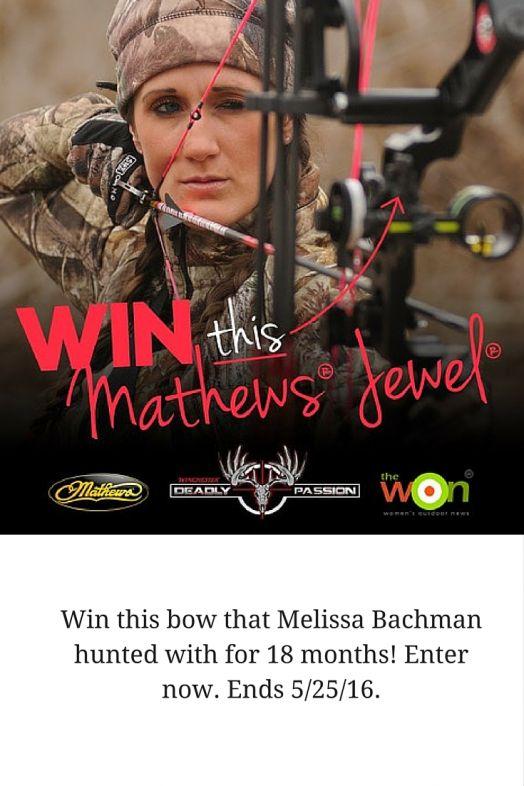 Mathews jewel bachman bow
