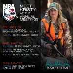 Meet Kristy Titus NRAAM 2016
