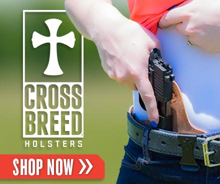 CrossBreed Holsters May 2016 Horizontal Ad