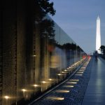 National parks washington monument vietnam