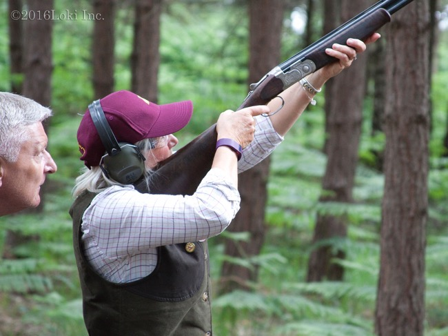 NLSD2016 clay shooting