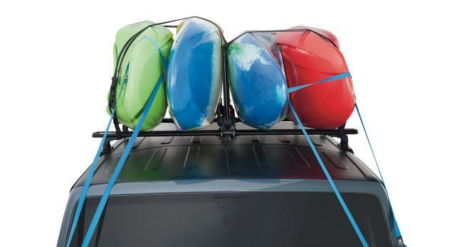 Rhino Rack S Nautic Kayak Stack Allows 4 Kayaks