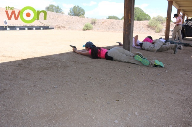 Lea-Leggitt-learns-shooting-positions-prone-in-Gunsite-Academy-youth-defensive-pistol-Mia-Anstine-photo