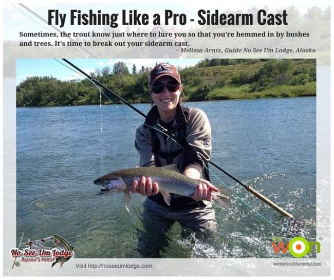 Fly fishing with alaskan guides avoid snags with a for Fly girl fishing charters