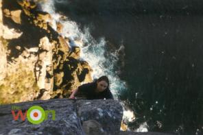 Sarah-Free-climbing