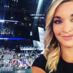 Katie Pavlich at political convention