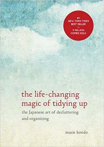 life changing magic of tidying up-decluttering