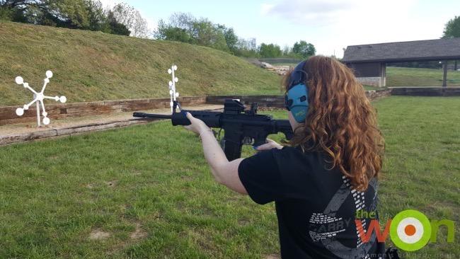 Carlie-2A-shotgun-targets