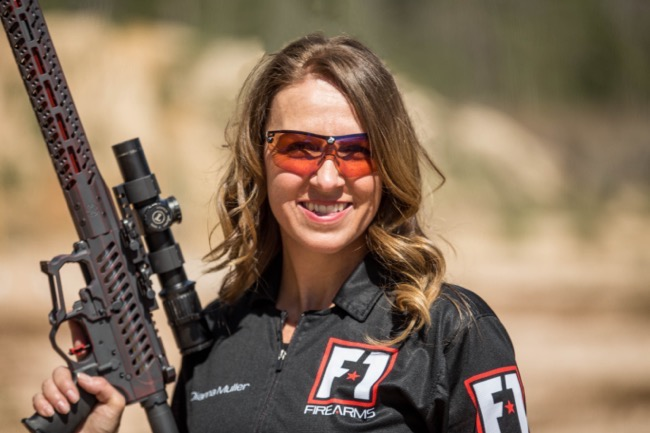 Dianna Muller for NRA