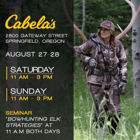Kristy-Titus-Cabelas-Great Outdoor Days