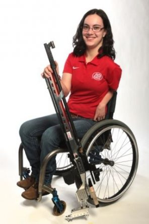 McKenna-Dahl-Paralympic