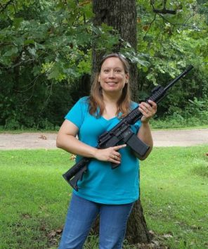 The women's gun show fan of the month