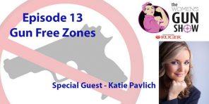 women's gun show gun free zone Katie Pavlich