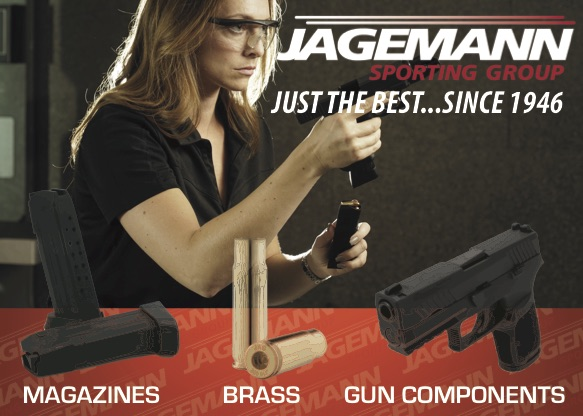Jagemann Sporting Group Magazines and Brass for Women