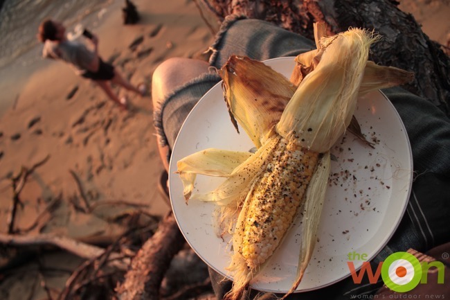 corn_plate-camping recipes