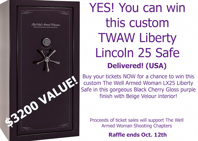 liberty purple safe raffle