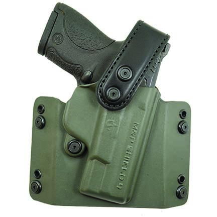 flatline holster comp tac firearms checklist