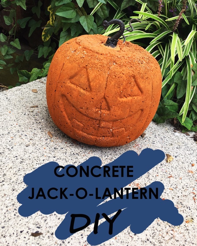 diy-cover-pic concrete pumpkin