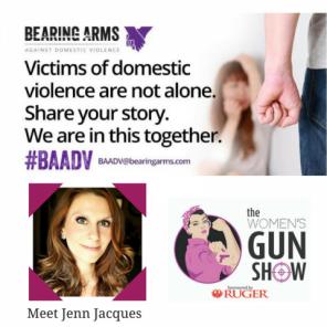 the women's gun show jenn jacques domestic violence