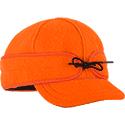 stormy kromer ida hat blaze orange