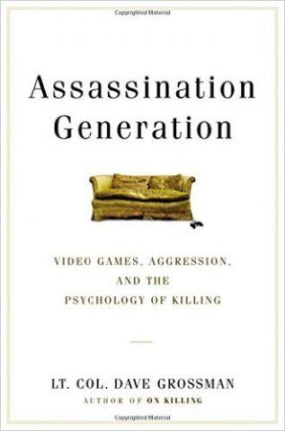 assassination generation book