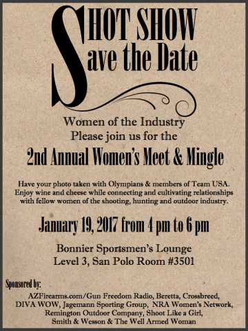 2017 meet & mingle