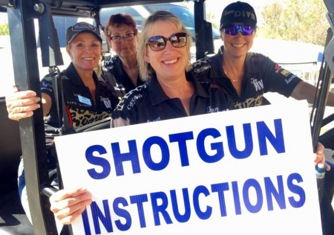 Diva-wow-Shotgun-instructors-Shotgun Showcase