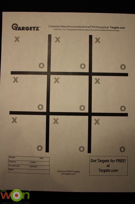 Doerr-Target-tictactoe-Range Games