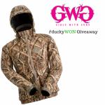 GWG waterfowl jacket