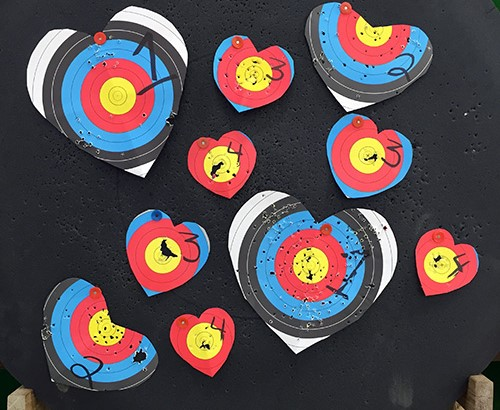 01_-_Heart_Archery_Targets_-_Photo_Credit_National_Field_Archery_Association-Valentine's Day