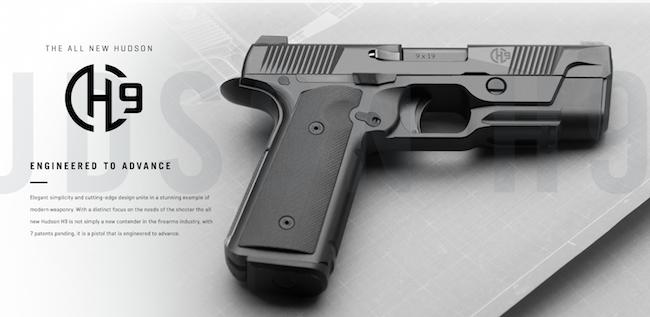 H9 Lauren Hudson gun