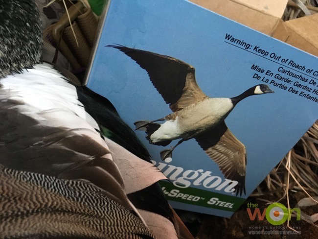 remington duck ammo