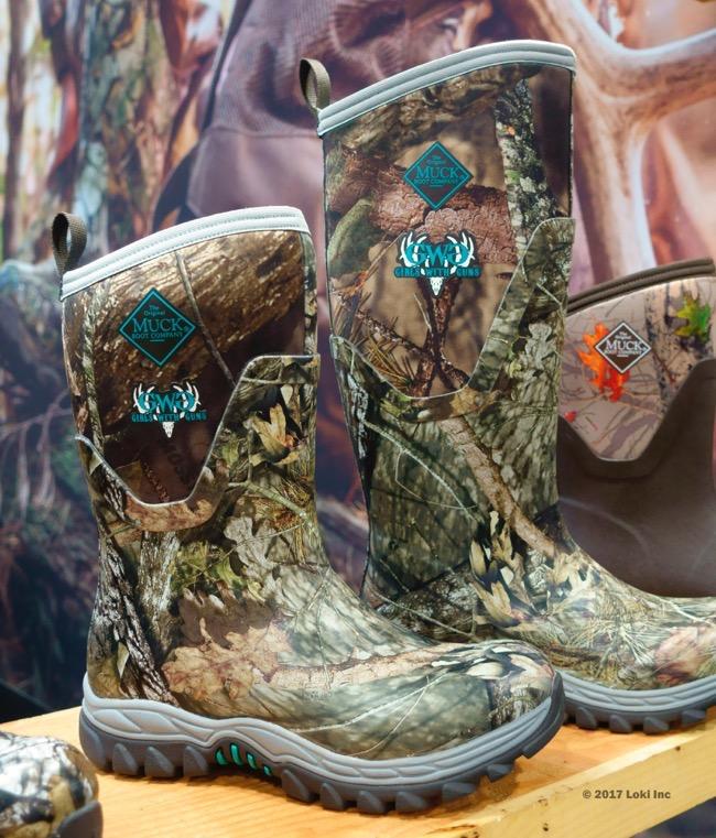 GWG muck boots