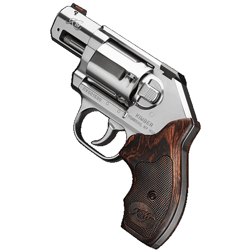 kimber revolver 257
