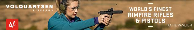 Volquartsen the worlds finest rimfire rifles and pistols. Katie Pavlich and Volquartsen know top proformance rimfire pistols and rifles. Built Better.