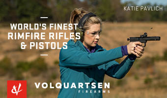 Volquartsen the worlds finest rimfire rifles and pistols. Katie Pavlich and Volquartsen know top proformance rimfire pistols and rifles.