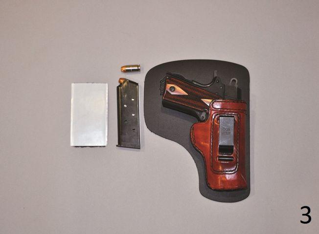 gun holster protector