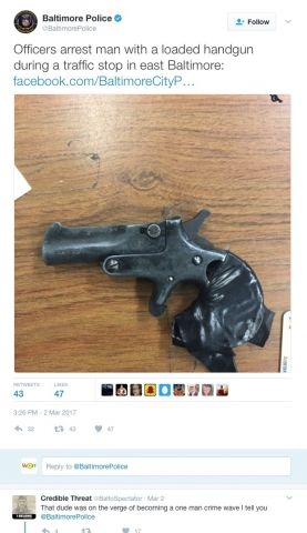 Baltimore gun