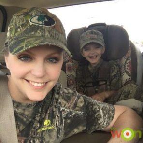 women turkey hunters Ashlee Lundvall