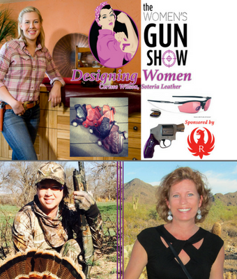 Women's Gun show cover #44