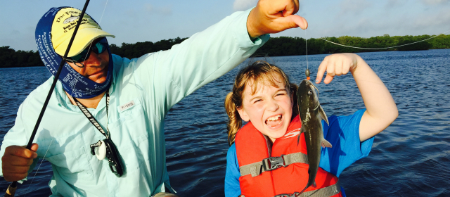 10 tips for fishing with kids for Kids fishing gear