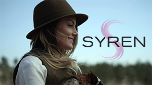 Syren Shotguns for women, the goal of Syren is to provide products that are designed exclusively for Women. No more compromises.