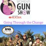going thru the change the women's gun show