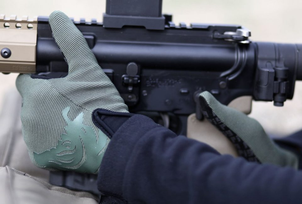 PIG tactical gloves