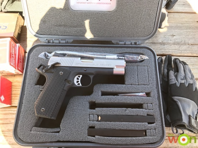 "Springfield Armory 1911 EMP 4"" Lightweight Concealed Carry"