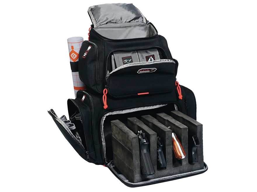 gps range bag