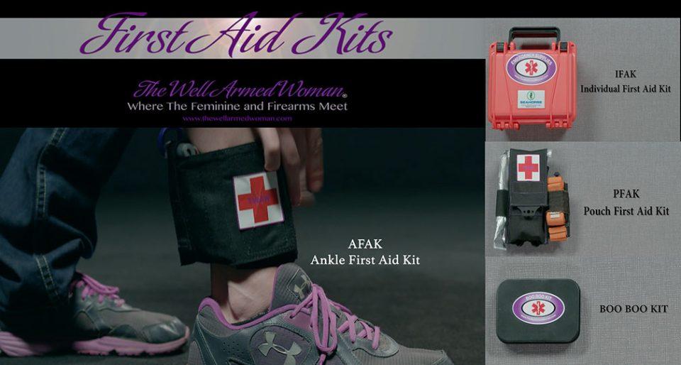 first aid kit TWAW