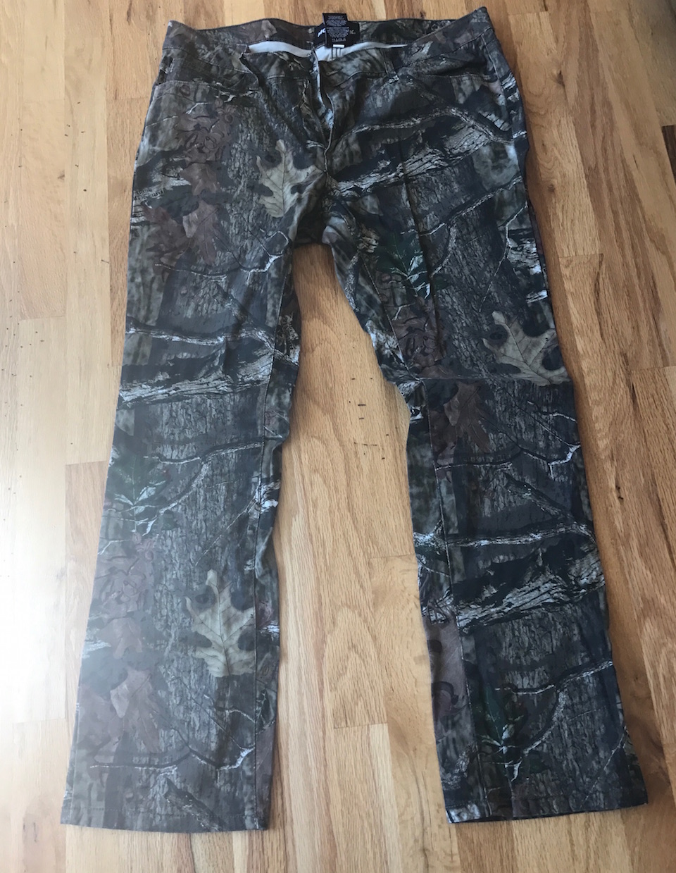 walmart mossy oak camo pants women