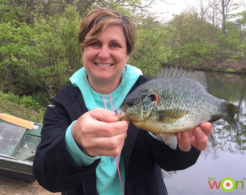 Cerino Bluegill Fishing